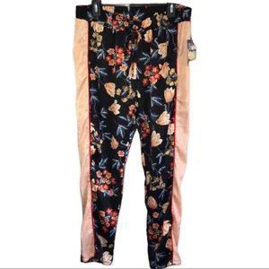 NWT Bebop DrawString Pull on Pants LX